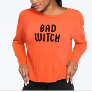 PINK Victoria's Secret Bad Witch Long Sleeve